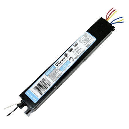 home ballasts advance 09151 3 4 lamp t8 electronic ballast icn. Black Bedroom Furniture Sets. Home Design Ideas